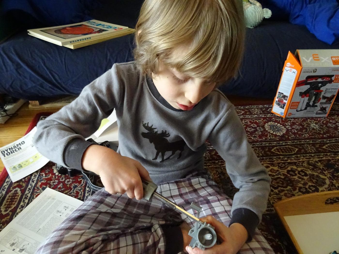 Matin bricolage | Thierry Pardo. Une éducation sans école